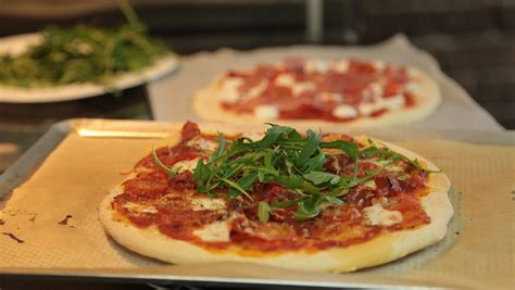 hervé cuisine pancakes recette de pizza italienne maison facile en vidéo