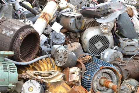 Scrap Metal That We Buy  Smith Iron & Metal  Richmond Va