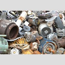 Scrap Metal That We Buy  Smith Iron & Metal  Richmond Va