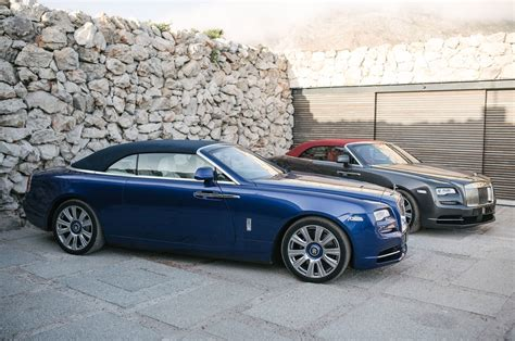 2018 Rolls Royce Dawn First Drive Review Motor Trend