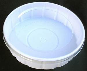 Large Disposable Worm Feeding Dish/ Water Dish