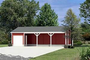 Project Plan 85936 - Pole Building - Equipment Shed