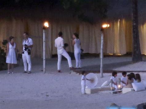 Matt Damon And Luciana Renew Wedding Vows  Zimbio