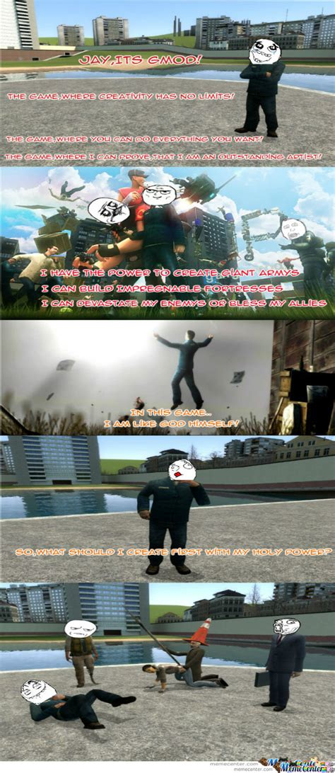 Gmod Memes - gmod what else by atomicbiohazard meme center