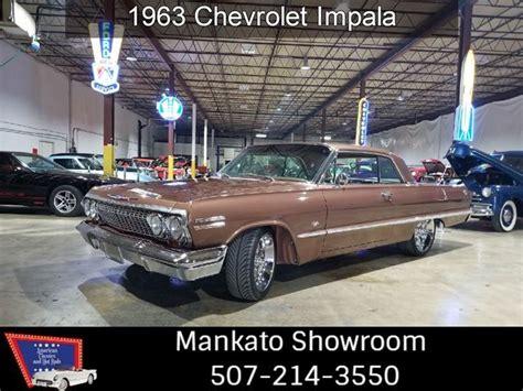 1963 Chevrolet Impala For Sale Mankato, Minnesota
