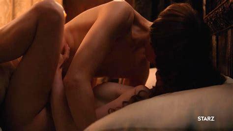 Charlotte Hope Sex Scene From The Spanish Princess
