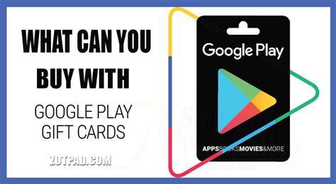 buy  google play gift cards zotpad