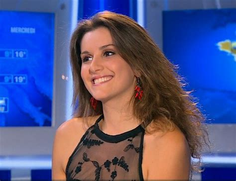 la journaliste fanny agostini de bfm tv suspendue