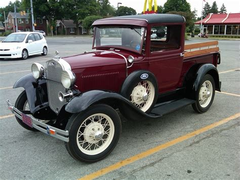 Ford Models by Curbside Classic 1930 Ford Model A The Modern