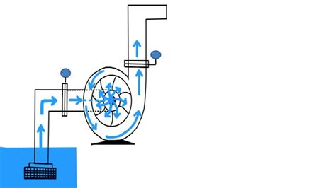 Centrifugal Pump Working Animation Tutorial