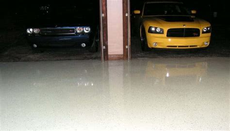 Reviewing RockSolid's Polycuramine Garage Floor Coating