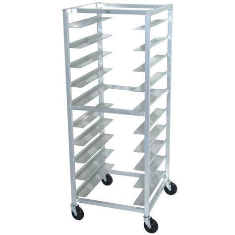 advance tabco ot   pan  load oval tray rack