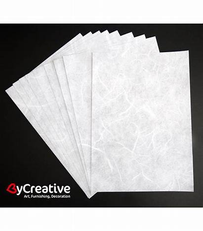 Paper Rice Printable A4 Sheets Heavy Bycreative