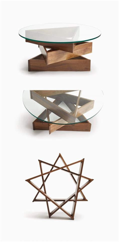 Using round glass coffee tables wood base is good to enrich the mood of your room, coffee table helps make lovely. 51 Round Coffee Tables To Give Your Living Room A Boost Of Style