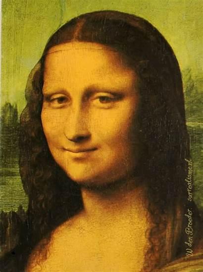 Mona Lisa Famous Da Painting Leonardo Smile