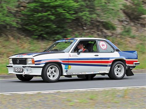 Opel Rallye by Opel Ascona 400 Rally Version B 1979 83