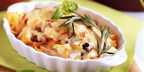 gratin de p 226 tes aux lardons reblochon et chignons mes recettes faciles