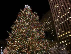 rockefeller center christmas tree in new york city flickr photo sharing