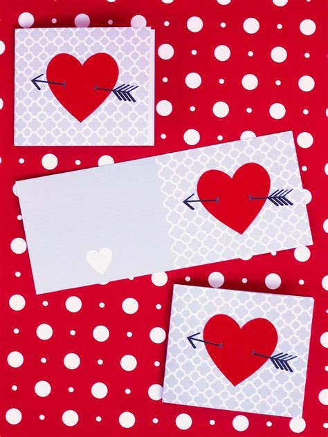 Get creative with these awesome handmade valentines. Easy Homemade Valentine's Day Cards   DIY Network Blog ...