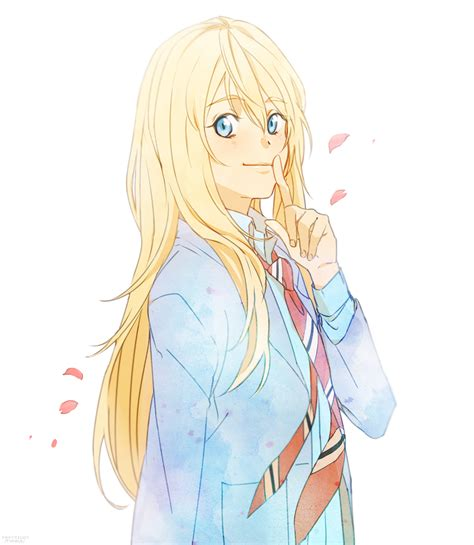 Your Lie In April Kouri Pictures To Pin On Pinterest