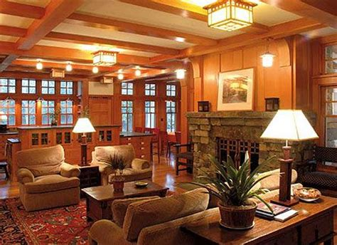 craftsman style homes interiors woodwork finishes for the craftsman home craftsman
