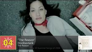 Billboard Hot 100 Top 10 Summer Songs Of 2004 Youtube