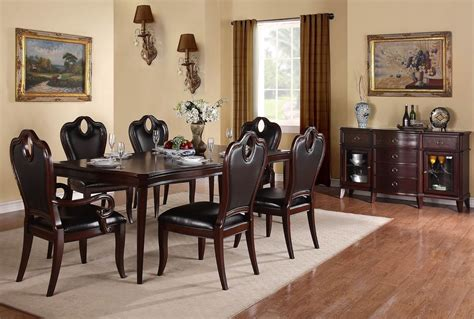 Simple And Formal Dining Room Sets