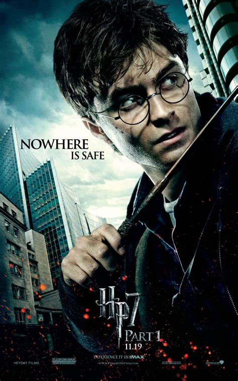 harry potter and the deathly hallows part i posters gabtor s weblog