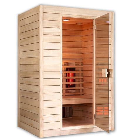 wärmekabine oder sauna infrarot w 228 rmekabine rotlicht sauna ik d mit tiefenw 228 rme