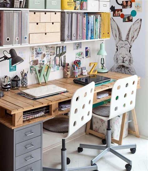 fabriquer bureau en palette comment fabriquer un bureau en bois meilleures images d