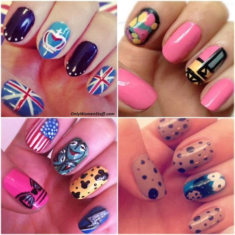 65 easy and simple nail designs for beginners to do