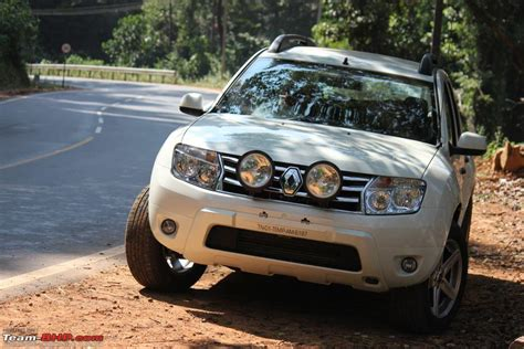 renault duster official review page  team bhp
