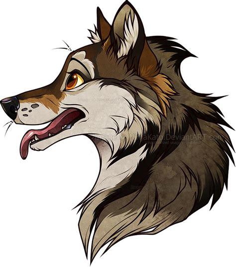 ideas  cartoon wolf  pinterest