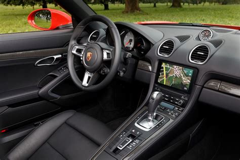 porsche boxster 2016 interior porsche archives a gentleman 39 s world
