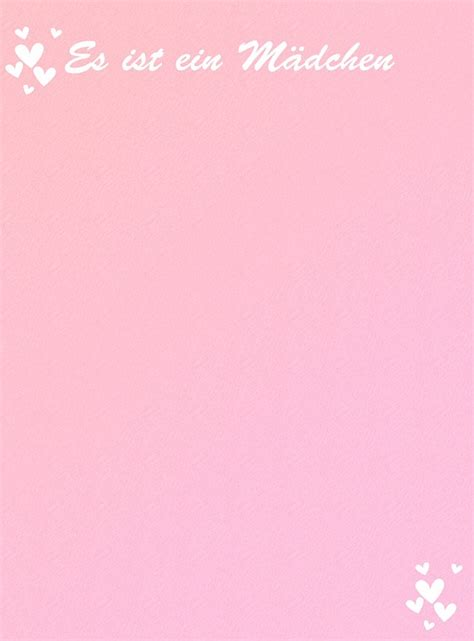 kostenlose illustration baby rosa maedchen hintergrund