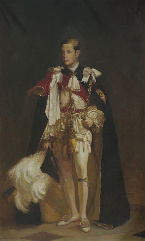fabulous masterpieces blog  painting  edward viii