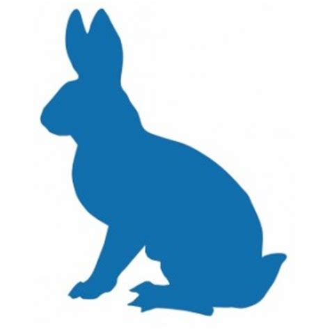sticker lapin univers animaux ferme mural