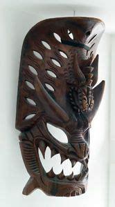 vvlarge igorot bontoc  ifugao mask sculpture