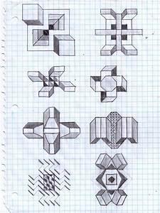 Graph Paper Art | Graph paper art, Graph paper and Doodles