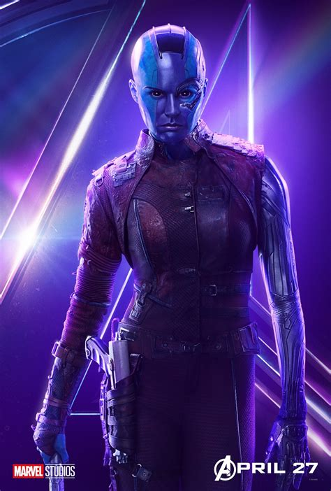 Nebula | Marvel Movies | FANDOM powered by Wikia