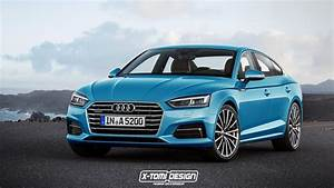 Audi A 5 Occasion : a look to the future with these recreations of the upcoming audi a5 sportback and cabrio most ~ Gottalentnigeria.com Avis de Voitures