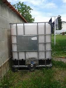 Récupérateur D Eau 1000 Litres : r cup rateur d 39 eau 1000 litres ~ Dailycaller-alerts.com Idées de Décoration