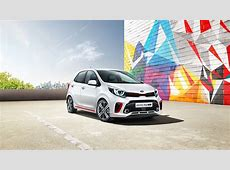 2017 Kia Picanto GTLine Wallpapers & HD Images WSupercars