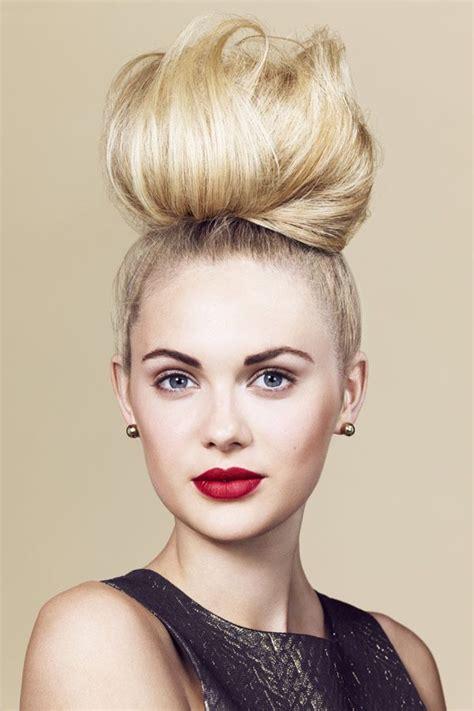 hochsteckfrisur big hair bilder frisuren frisur