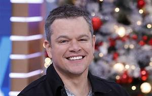 A petition to remove Matt Damon from 'Ocean's 8' has ...