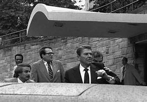 Photos: 35 years ago: Reagan assassination attempt   WTOP