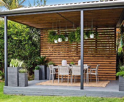 deck planters ideas  pinterest deck
