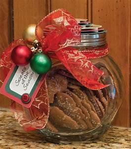 Storybook, Christmas, Cookie, Jar