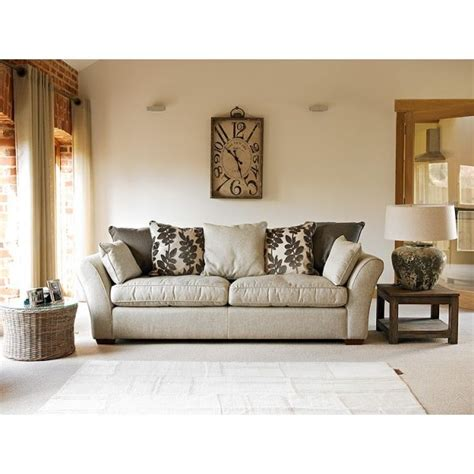 Sofa Inc by Canterbury Grand Sofa Inc Five Large Scatter Backs And