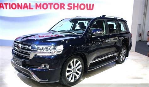 2019 Toyota Land Cruiser Price, Review, Interior 2018